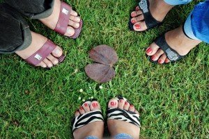 Feet Friendship