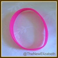 Magic Pink Wristband