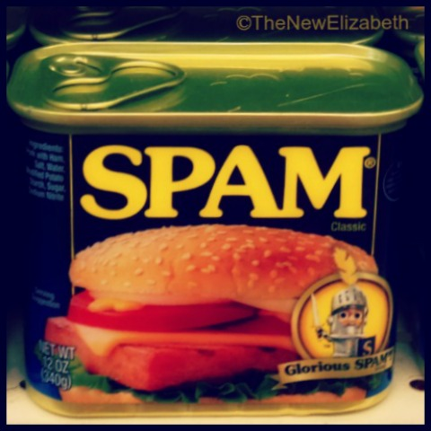 Spam, Glorious Spam!