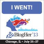 5 Things I Learned at BlogHer 2013